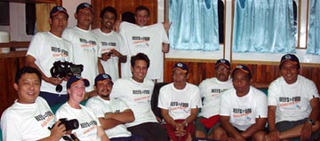Aceh Expedition Team
